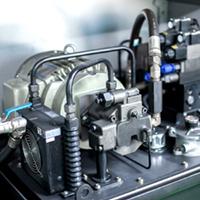 E-Learning Hydraulic Motor English
